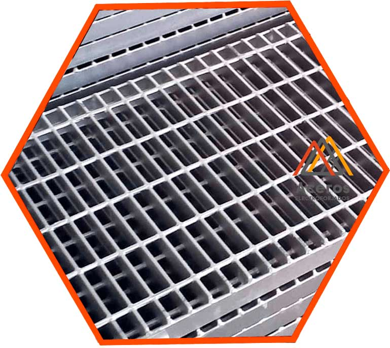 Venta y distribución de rejillas de aluminio